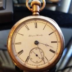 Hampden Grade Dueber Watch Co. Pocket Watch
