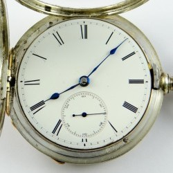 Hampden Grade  Pocket Watch Image
