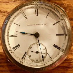 Illinois Grade 3 Pocket Watch