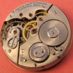 Waltham Pocket Watch #58145