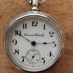 Hampden Grade No. 55 Pocket Watch