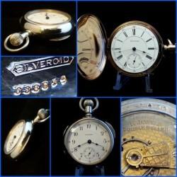 Waltham Grade No. 836 Pocket Watch