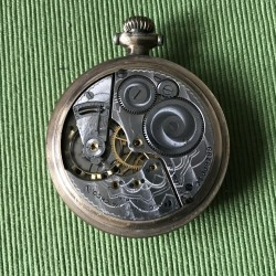 Elgin Grade 387 Pocket Watch