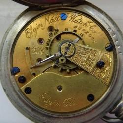 Elgin Grade 56 Pocket Watch