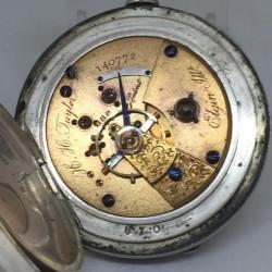 Elgin Grade 58 Pocket Watch