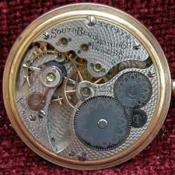 South Bend Grade 290 Pocket Watch