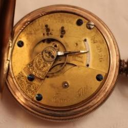 Hamilton Pocket Watch #872826