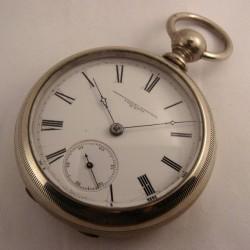Independent Watch Co. Grade  Pocket Watch