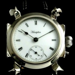 Hampden Grade No. 213 Pocket Watch