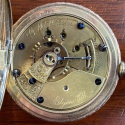 Elgin Grade 82 Pocket Watch