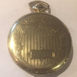 Illinois Grade 404 Pocket Watch