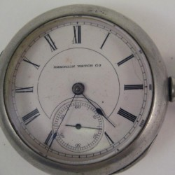 Hampden Grade No. 70 Pocket Watch