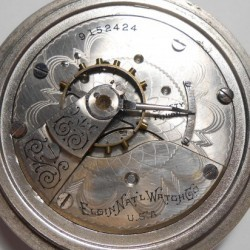 Elgin Grade 207 Pocket Watch