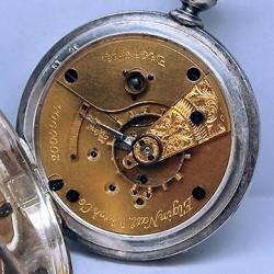 Elgin Grade 13 Pocket Watch