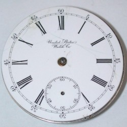 U.S. Watch Co. (Waltham, Mass) Grade  Pocket Watch