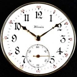 Illinois Grade 255 Pocket Watch