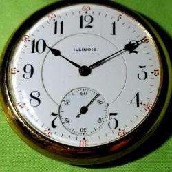 Illinois Grade 603 Pocket Watch