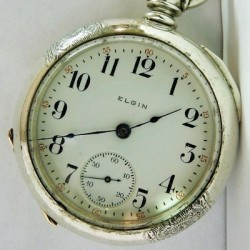 Elgin Grade 379 Pocket Watch