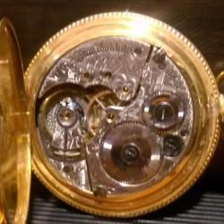 Elgin Pocket Watch #6461751