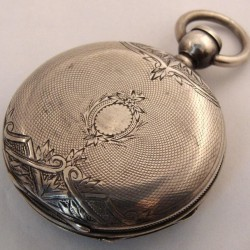U.S. Watch Co. (Marion, NJ) Grade Young America Pocket Watch