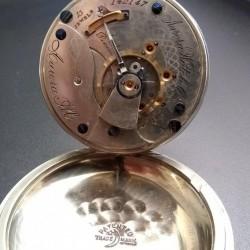 Aurora Watch Co. Grade Unknown Pocket Watch