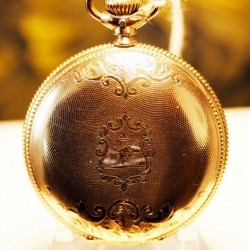 Illinois Grade 144 Pocket Watch