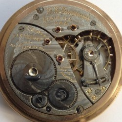 Elgin Grade 370 Pocket Watch