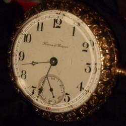 Hamilton Grade 935 Pocket Watch