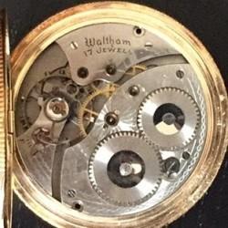 Waltham Pocket Watch #4190154