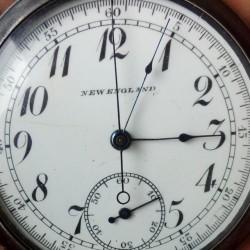 New England Watch Co. Grade  Pocket Watch