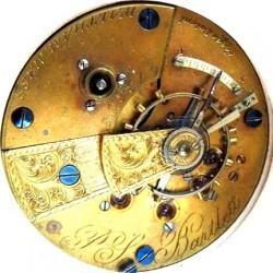 Waltham Pocket Watch #673603