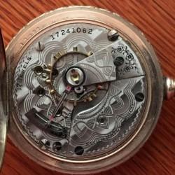 Elgin Grade 336 Pocket Watch