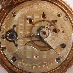 Illinois Grade 65 Pocket Watch