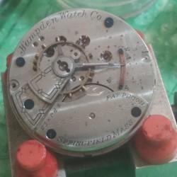 Hampden Grade No. 31 Pocket Watch