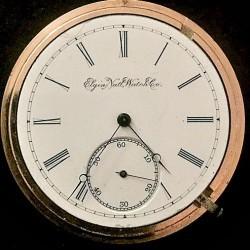 Elgin Grade 50 Pocket Watch
