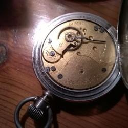 Hamilton Pocket Watch #247681