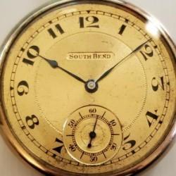 South Bend Grade 407 Pocket Watch