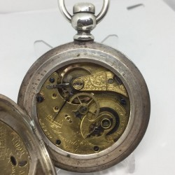 E. Howard & Co. Grade Series III Pocket Watch