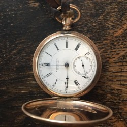 E. Howard & Co. Grade  Pocket Watch