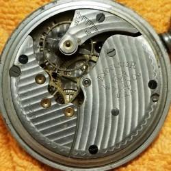 New York Standard Watch Co. Pocket Watch Grade  #682326