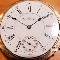 South Bend Grade 280 Pocket Watch