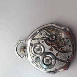 Illinois Grade 410 Pocket Watch