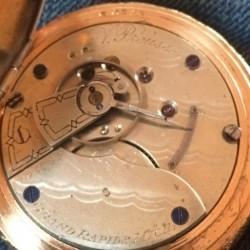 Hampden Pocket Watch #105792