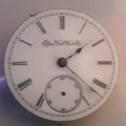 Elgin Grade 60 Pocket Watch