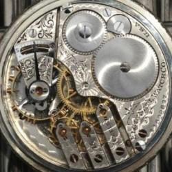 Elgin Grade 306 Pocket Watch
