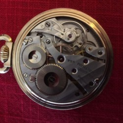 Illinois Pocket Watch #32900000