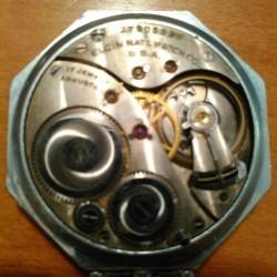 Elgin Pocket Watch #27806832
