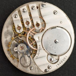 Illinois Grade 183 Pocket Watch