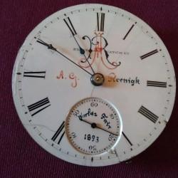 Elgin Grade 61 Pocket Watch