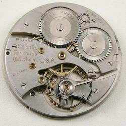 Waltham Grade No. 221 Pocket Watch